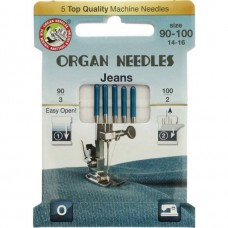 AANBIEDING: Naaimachinenaalden Jeans