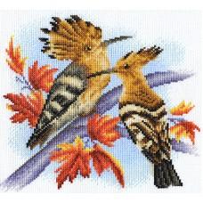 Borduurpakket Birds II