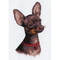 Borduurpakket Chihuahua II
