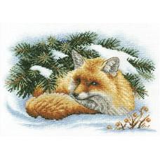 Borduurpakket Little fox