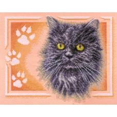 Borduurpakket Persian cat