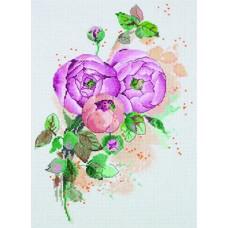 Borduurpakket Ranunculus