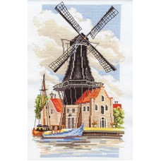 Borduurpakket Windmill II