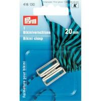 Bikinisluiting metaal 20 mm