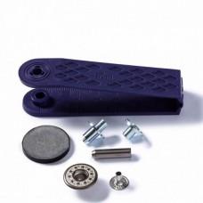 Jeansknopen 17mm Open Kap