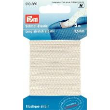 Elastiek voor Lingerie 3,5 mm Wit