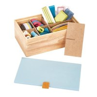 Naaibox hout small