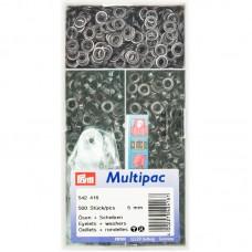 Ringen en Schijven 5 mm Gebronsd Multipack