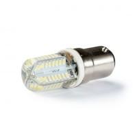 Naaimachinelampje LED met bajonetsluiting