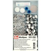 Stofknopen Multipack 15 mm