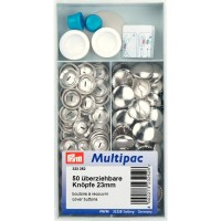 Stofknopen Multipack 23 mm