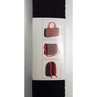 Tassenband Katoen Bruin