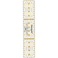 Universele Omnigrid liniaal 3x15cm