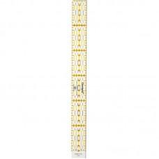 Universele Omnigrid liniaal 3x30cm