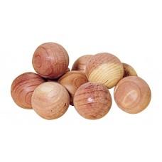 Cederhout ballen