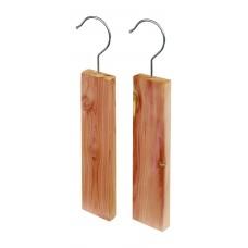 Cederhout hangers