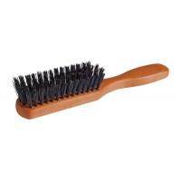 AANBIEDING: Handtas haarborstel perenhout