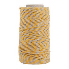 linnentouw geel
