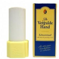 Vergulde Hand Scheerstaaf 75 gram - Praktisch in gebruik