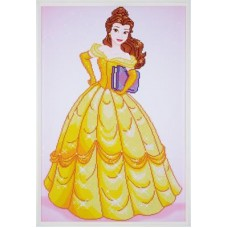 Diamond Painting kit Disney Belle