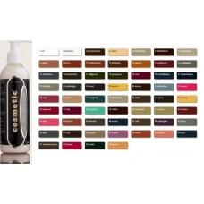 Leerverzorging met pigment - Kies een Kleur